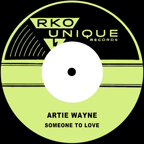 Someone to Love by Artie Wayne
