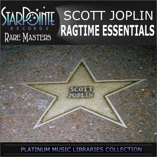 Ragtime Essentials de Scott Joplin