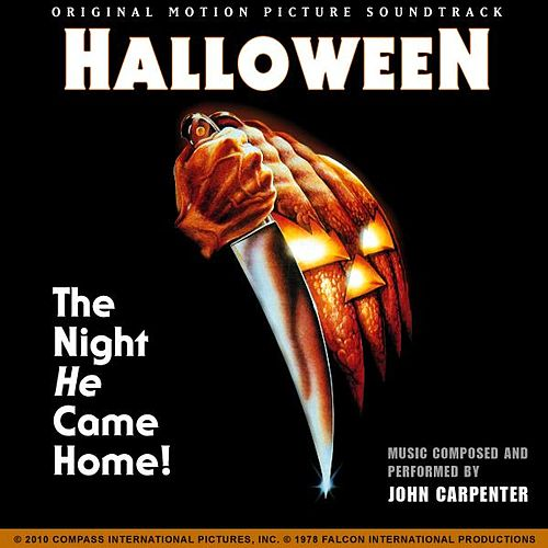 Halloween Motion Picture Soundtrack di John Carpenter
