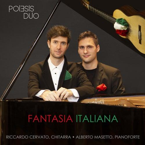 Fantasia Italiana by Riccardo Cervato