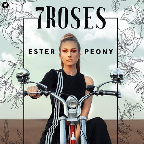 7 Roses von Ester Peony