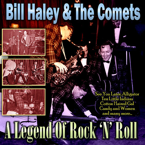 A Legend Of Rock 'n' Roll de Bill Haley