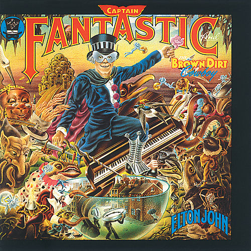 Captain Fantastic And The Brown Dirt Cowboy (Deluxe Edition) de Elton John