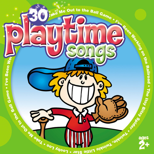 30 Playtime Songs de The Countdown Kids