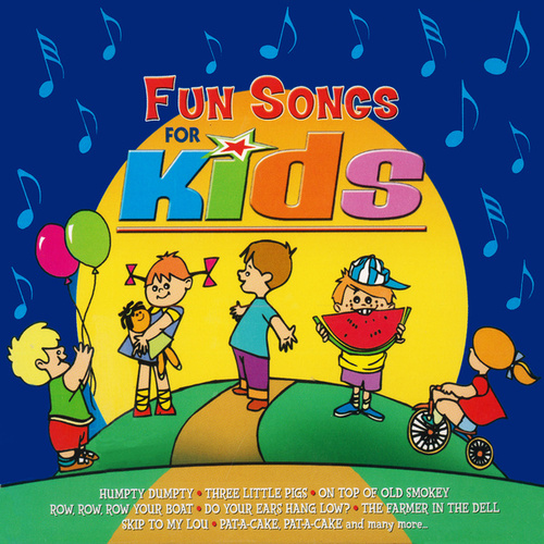 Fun Songs for Kids de The Countdown Kids