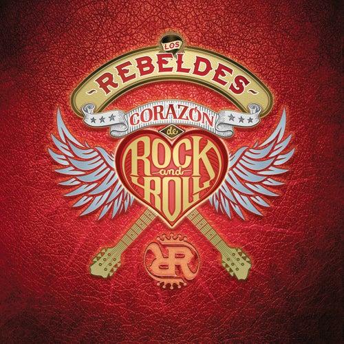 Corazón de Rock and Roll (Remasterizado) (Boxset) di Los Rebeldes