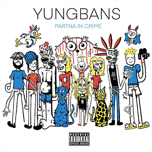 Partna In Crime (PIC) by Yung Bans