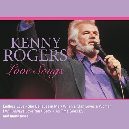 Love Songs von Kenny Rogers