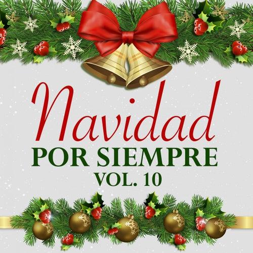 Navidad por Siempre (Vol. 10) de Palito Ortega, Rocio Dúrcal, Raphael, Jose Alfredo Jimenez, La Sonora Matancera con Celia Cruz, Javier Solis