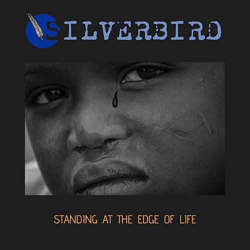 Standing at the Edge of Life by Silverbird