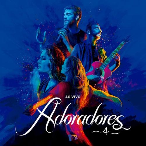 Adoradores 4 (Ao Vivo) by Adoradores Novo Tempo