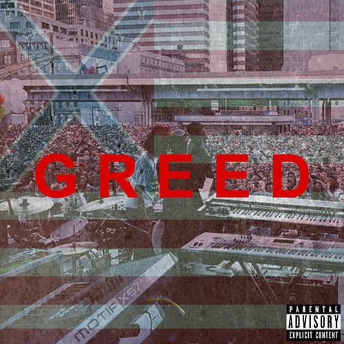 Greed by Ninjasonik