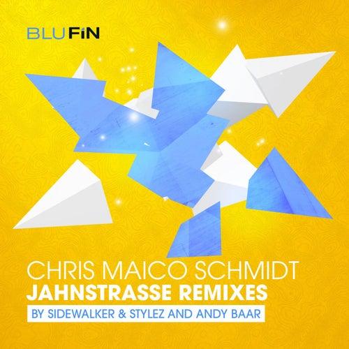 Jahnstrasse Remixes von Chris Maico Schmidt