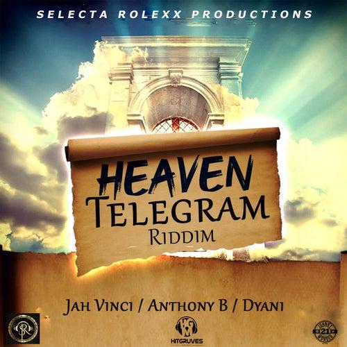 Heaven Telegram Riddim de Jah Vinci