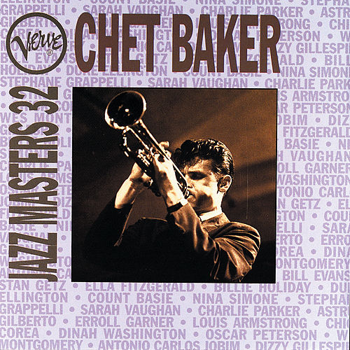 Jazz Masters 32 by Chet Baker