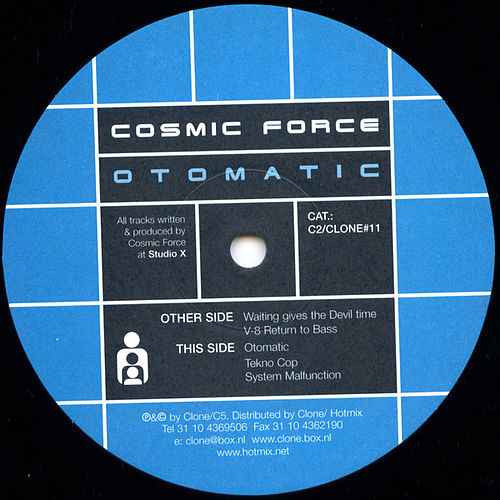Otomatic by Cosmic Force
