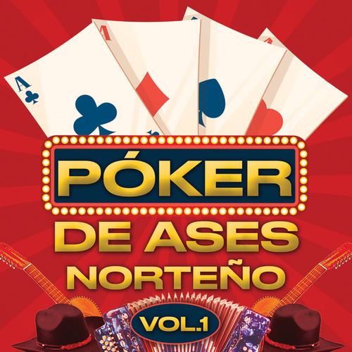 Póker De Ases Norteño Vol. 1 de Various Artists