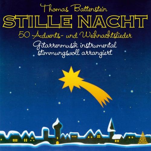 Stille Nacht (50 Advents- Und Weihnachtslieder) by Thomas Battenstein