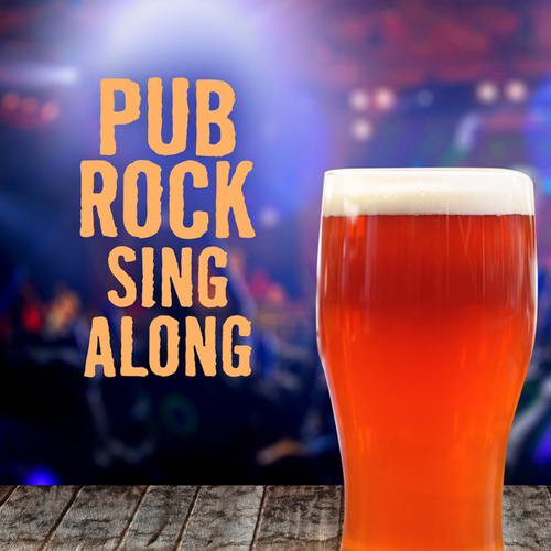 Pub Rock Sing Along by Various Artists