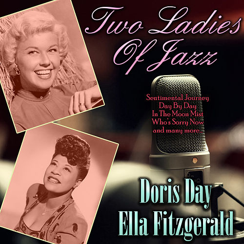 Two Ladies Of Jazz van Doris Day