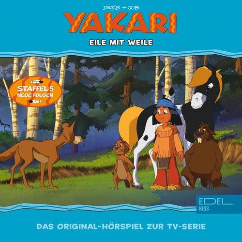 Folge 38: Eile mit Weile (Das Original-Hörspiel zur TV-Serie) von Yakari