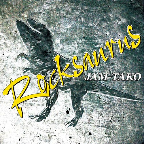 Rocksaurus by Jam-Tako