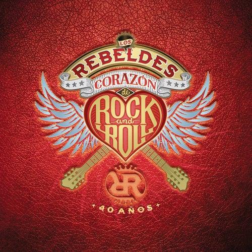 Corazón de Rock and Roll (Remasterizado) di Los Rebeldes