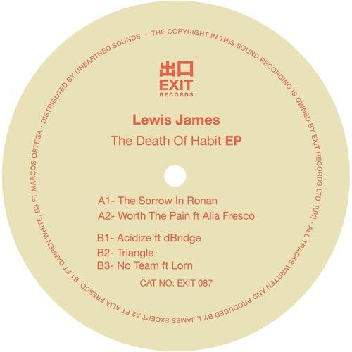 The Death of Habit von Lewis James