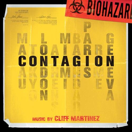 Contagion (Original Motion Picture Soundtrack) de Cliff Martinez