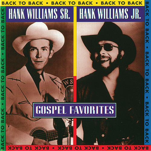 Gospel Favorites by Hank Williams