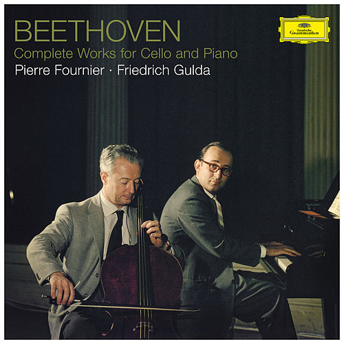 Beethoven: Complete Works for Cello and Piano de Pierre Fournier