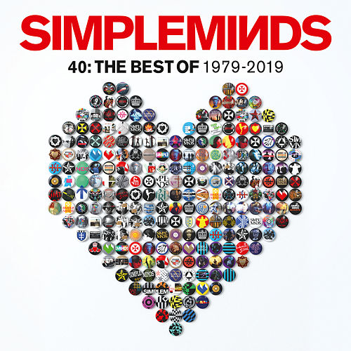 Forty: The Best Of Simple Minds 1979-2019 de Simple Minds