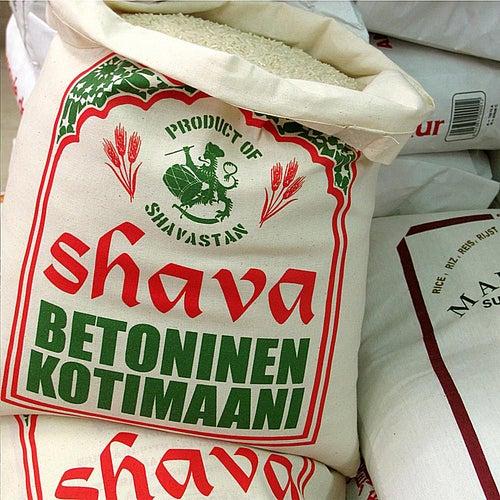 Betoninen kotimaani de Shava