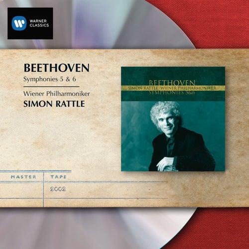 Beethoven: Symphonies Nos 5 & 6 de Wiener Philharmoniker