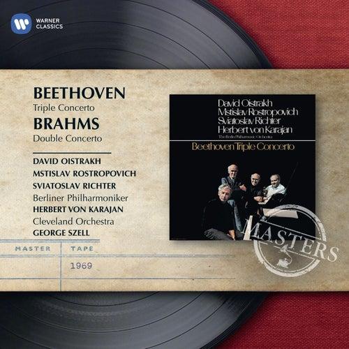 Beethoven: Triple Concerto von Herbert Von Karajan