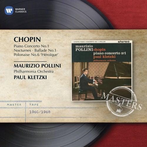 Chopin: Piano Concerto No.1 von Maurizio Pollini