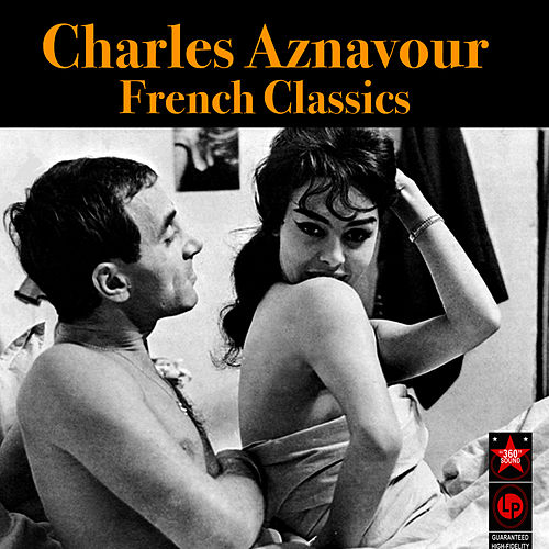 French Classics de Charles Aznavour