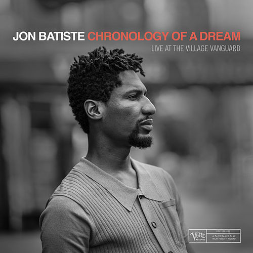 Chronology Of A Dream: Live At The Village Vanguard by Jon Batiste