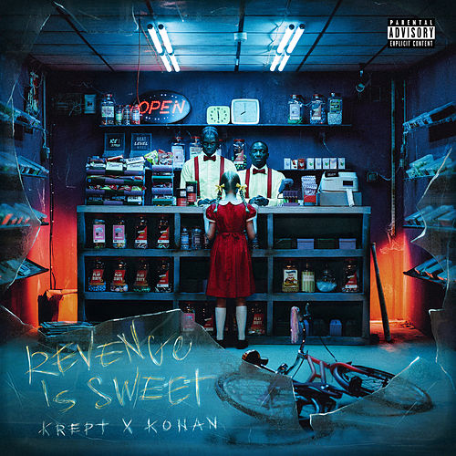 Revenge Is Sweet von Krept & Konan