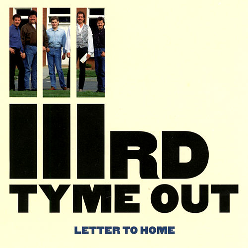 Letter To Home de IIIrd Tyme Out