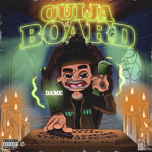 Ouija Board von Dame