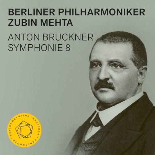 Anton Bruckner: Symphonie 8 von Berliner Philharmoniker