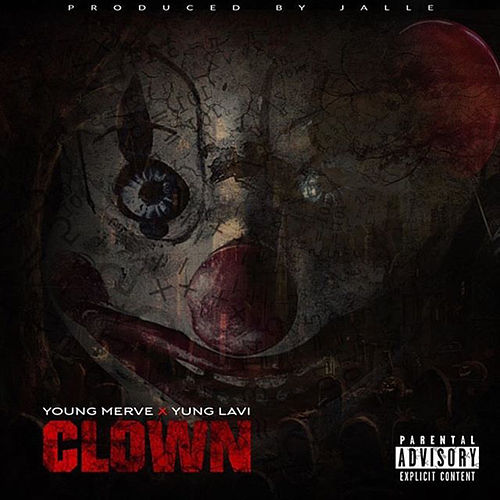 Clown by Yung Lavi