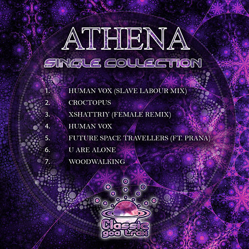 Athena - Single Collection by Athena