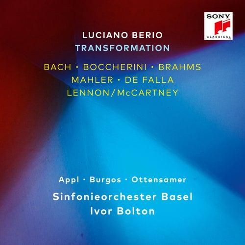 Beatles Songs für Singstimme und Instrumente/I. Michelle I de Sinfonieorchester Basel