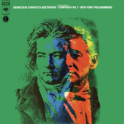 Beethoven: Symphony No. 7 in A Major, Op. 92 (Remastered) von Leonard Bernstein, Hildegard Behrens, Peter Hofmann, Yvonne Minton, Bernd Weikl, Hans Sotin, Symphonieorchester des Bayerischen Rundfunks