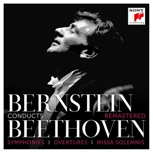 Bernstein Conducts Beethoven - Symphonies, Overtures & Missa Solemnis (Remastered) by Leonard Bernstein / New York Philharmonic