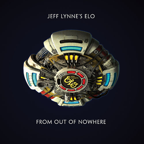Jeff Lynne's ELO - From Out Of Nowhere de Electric Light Orchestra