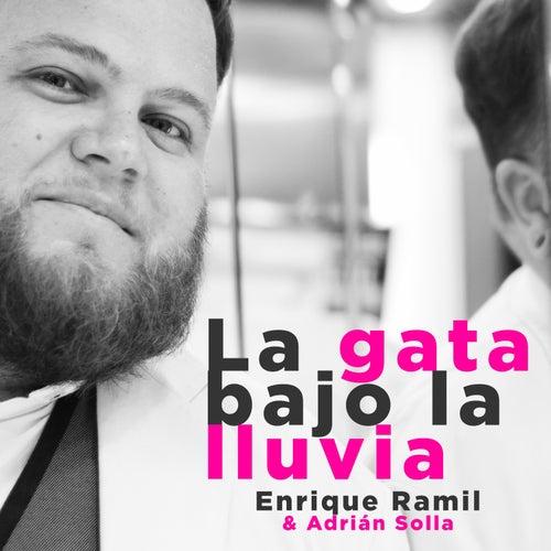La Gata Bajo la Lluvia de Enrique Ramil