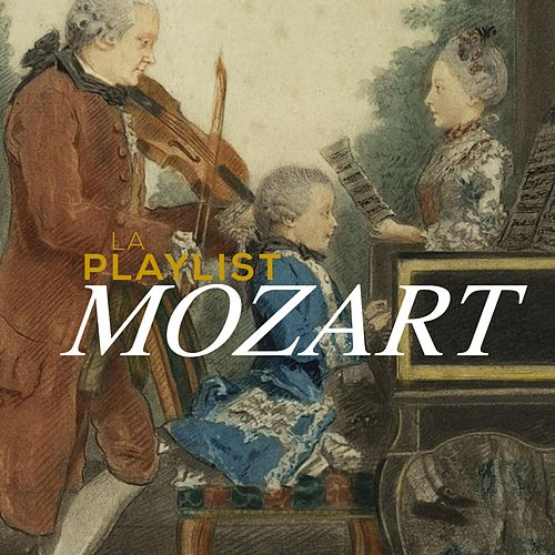 La playlist mozart de Wolfgang Amadeus Mozart, Mozart, Classical Music: 50 of the Best, Classical Study Music, Radio Musica Clasica